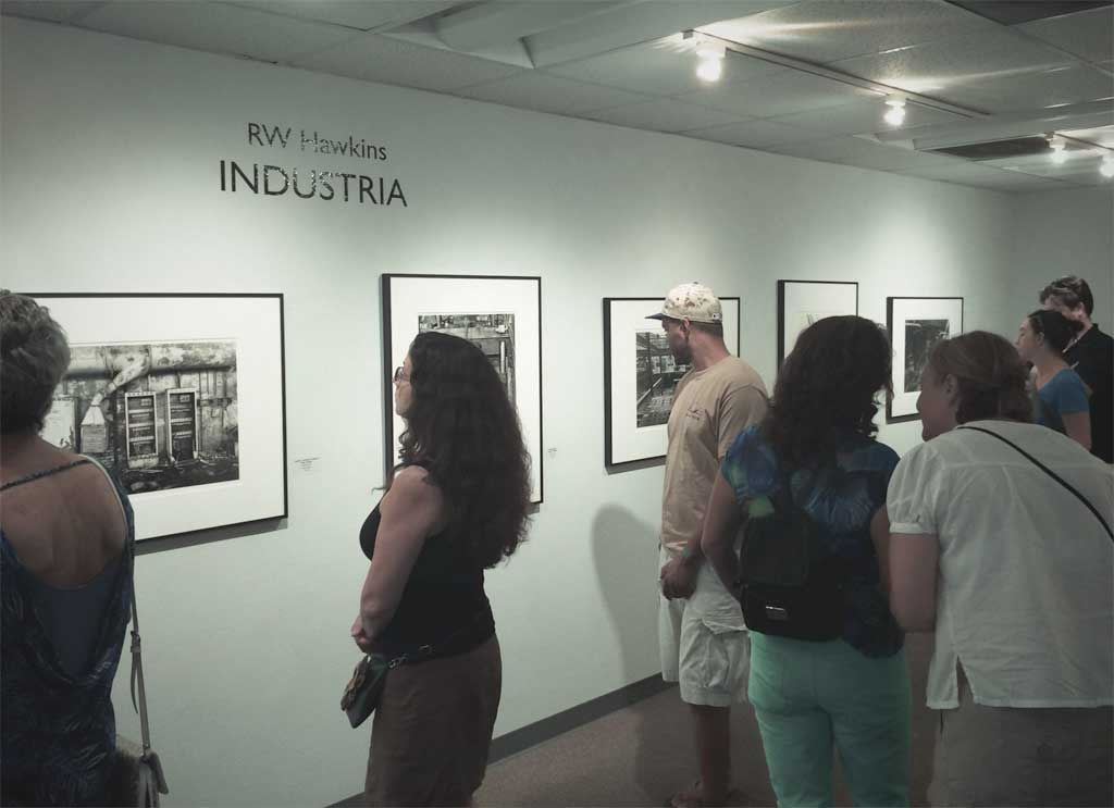 INDUSTRIA: Exhibit at Viewpoint