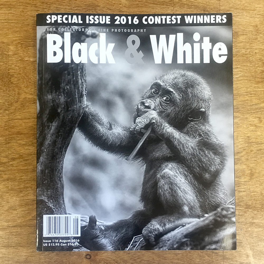 Black & White Magazine 2016